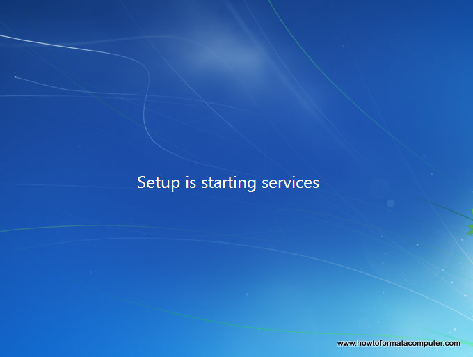 Install Windows 7 - and loads and loads